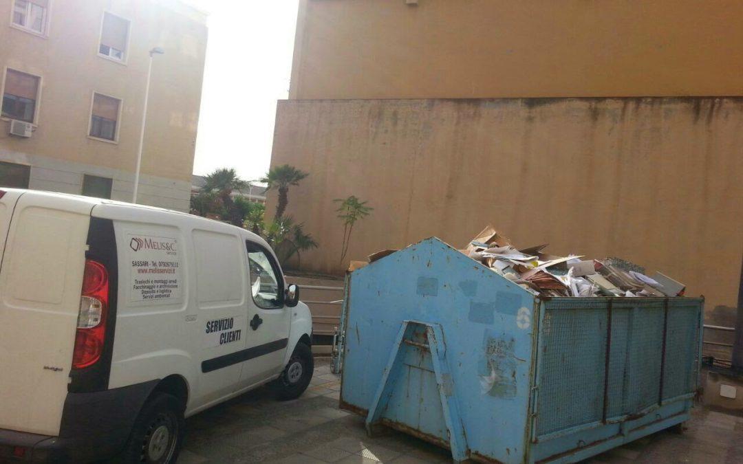Smaltimento rifiuti Sardegna