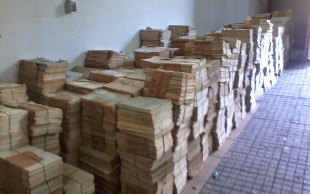 Distruggi documenti industriali Sassari