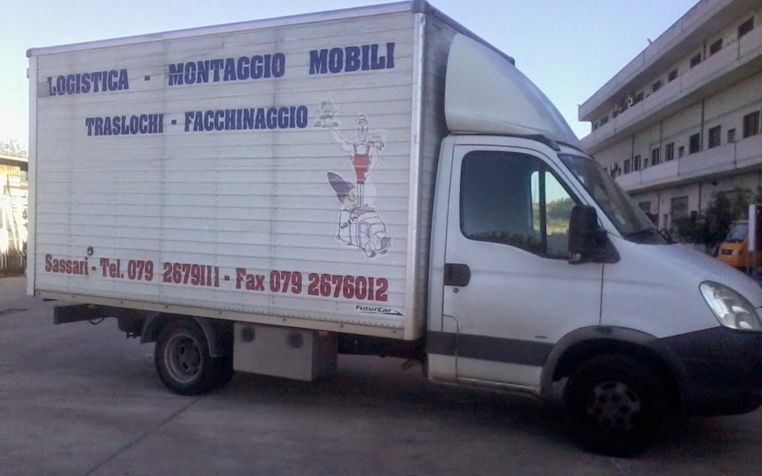 Logistica sostenibile Sassari