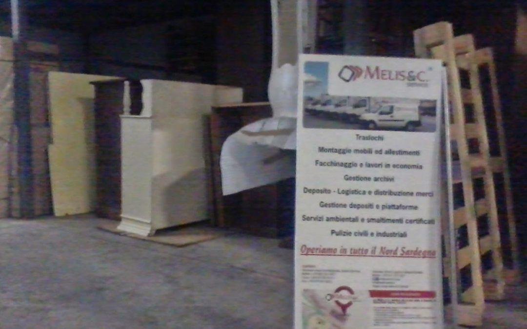 Logistica ultimo miglio Sassari