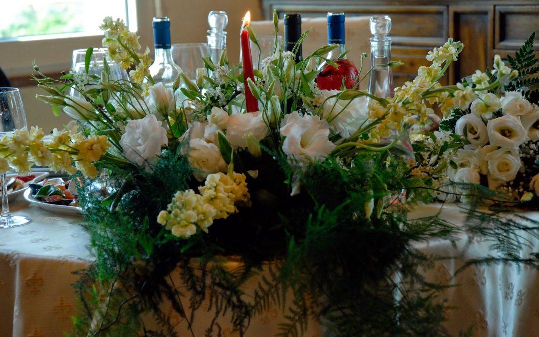Allestimenti floreali per matrimoni ed eventi Sassari